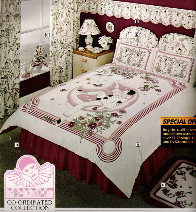 10 Bedding Sets Will All Had In The 80s!